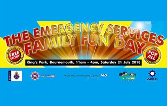 The Emergency Services Family Fun Day