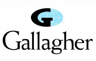 The global logo of Gallagher