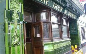 Outside - Goat & Tricycle - Bournemouth
