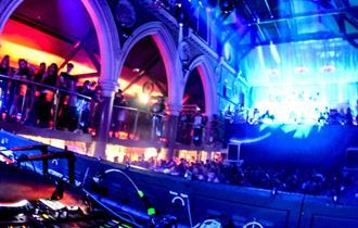 Halo nightclub