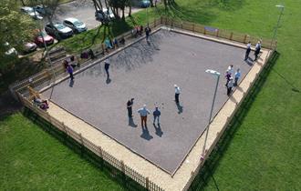 Muscliff Park Petanque Club