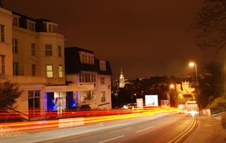 Trouville Hotel Bournemouth Outside