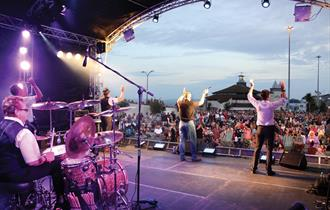 OnStage at Pier Approach Bournemouth Free Music event
