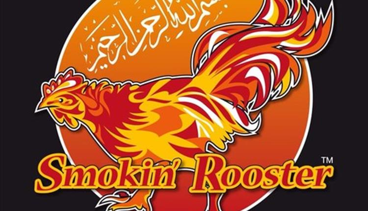 Smokin' Rooster Logo