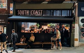 South Coast roast Storefront from the highstreet