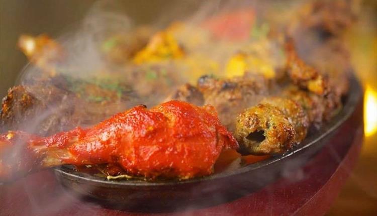 Steamy hot dish