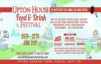 Upton House Food and Drink Festival line up