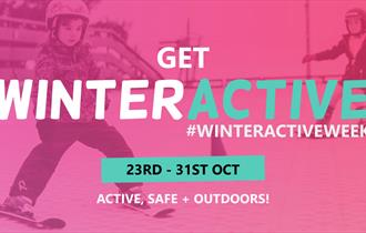 WinterActive Week at Snowtrax in Christchurch.