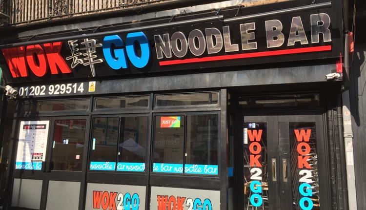 Wok 2 Go Noodle Bar image