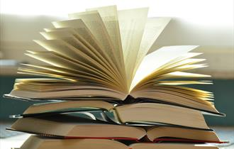 Picture of books