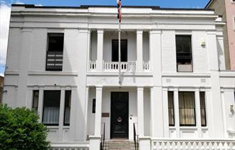 The front of Constitutional club
