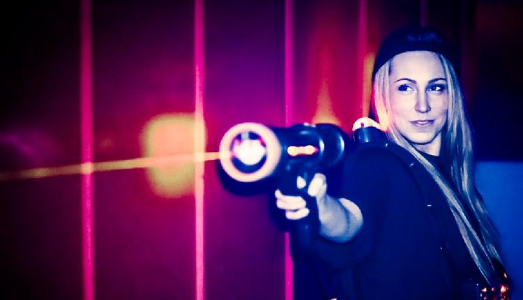 Laser Quest Bournemouth Laser Tag Leisure