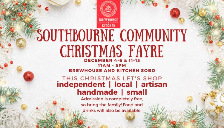 Southbourne Community Christmas Fayre