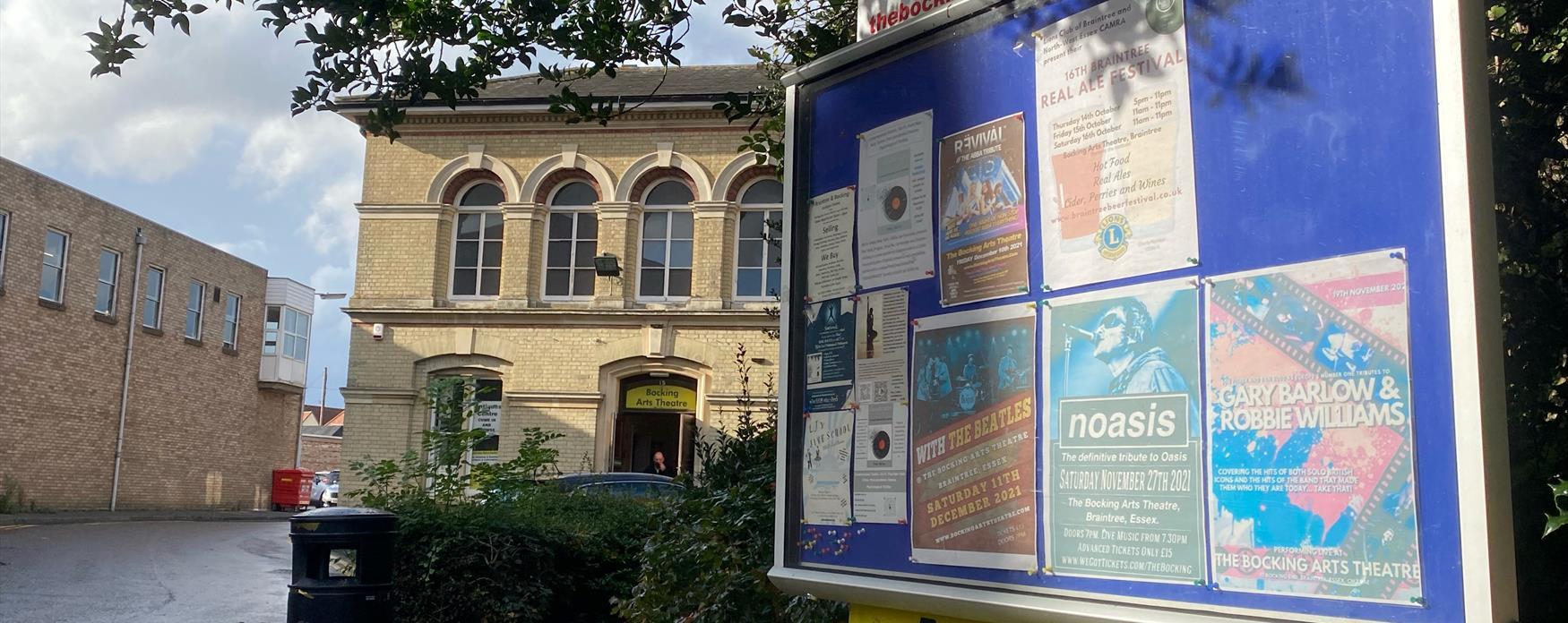Bocking Arts Theatre