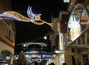 Experience Christmas in the Braintree district|