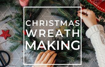 Braintree Museum Christmas Wreath Making