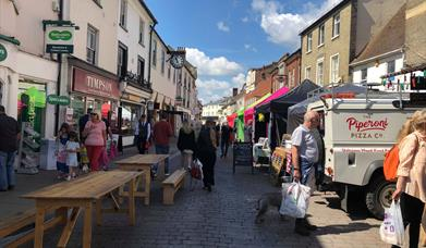 Braintree Street Market