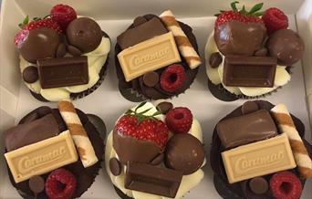 Cakes from Rachel.xx