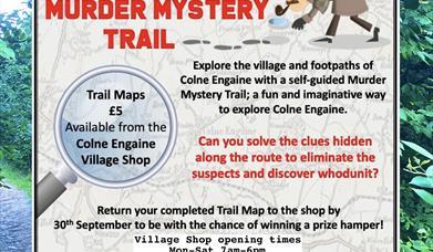 Murder Mystery Trail