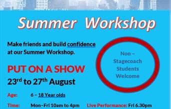 Annie - Children's Summer Workshop