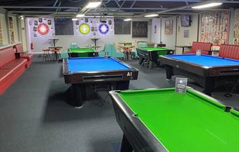 Legends Sports and Pool Bar