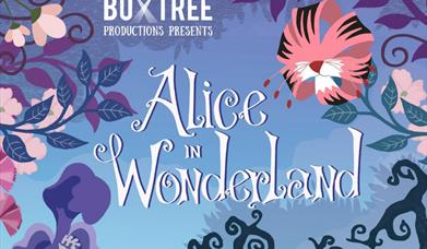 Alice in Wonderland with Boxtree Productions
