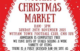 Witham Christmas Market