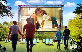 Outdoor Cinema - Dirty Dancing