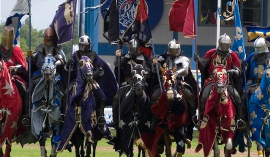 Knights of Middle England Joust