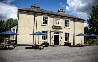 The Rayleigh Arms Terling Front View