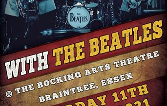 With The Beatles Tribute Band