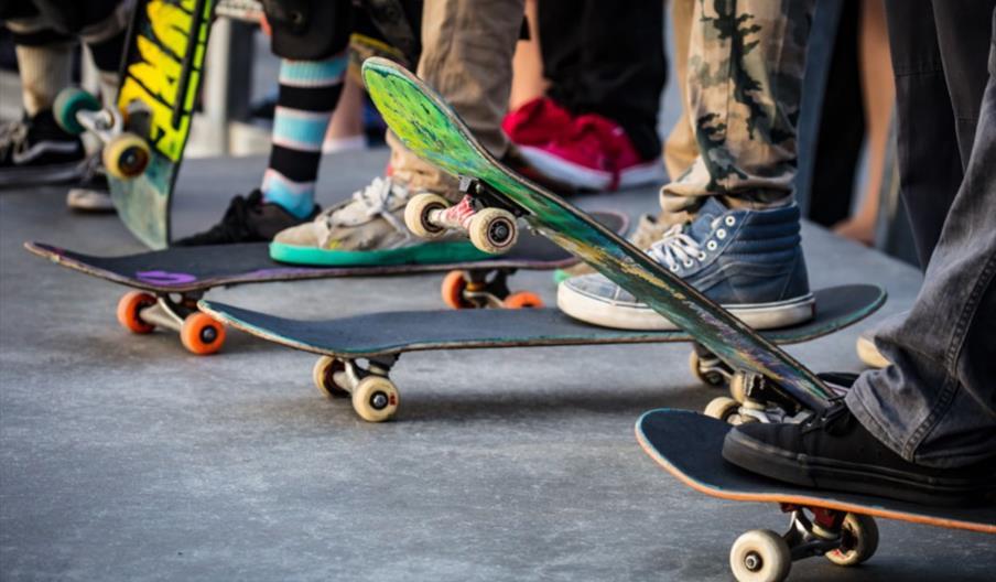 Braintree Skate Park Event