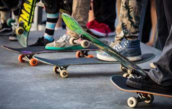 Halstead Skate Park Event