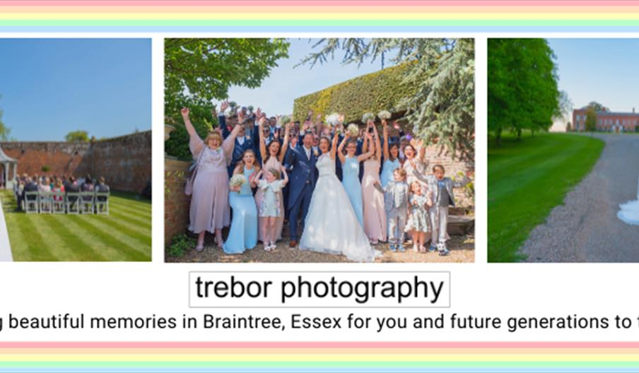 trebor photography - Bride and Groom wedding day photos at Braxted Park Wedding Venue - Braintree Essex