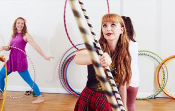 Brighton Natural Health Centre hula hoop dancing class