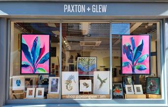Paxton + Glew