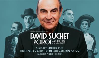 David Suchet - Poirot and More, A Retrospective