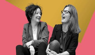 Fi Glover and Jane Garvey: Did I Say That Out Loud?