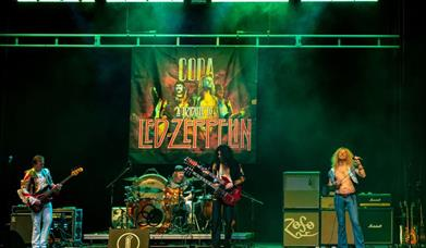 CODA: A Tribute to Led Zeppelin
