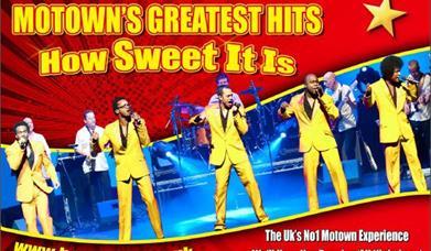 Motown's Greatest Hits: How Sweet It Is