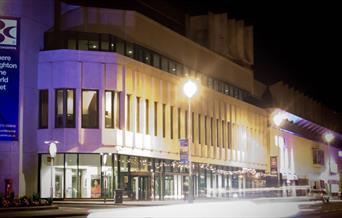 Brighton Centre Front