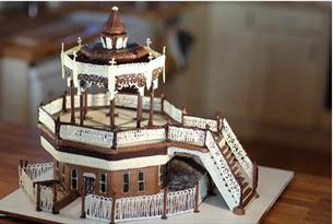 Chocolate Bandstand