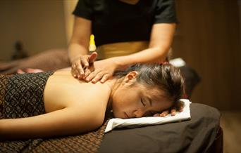 Little Jasmine Therapies and SPA - massage