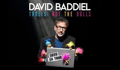 David Baddiel: Trolls -- Not the Dolls