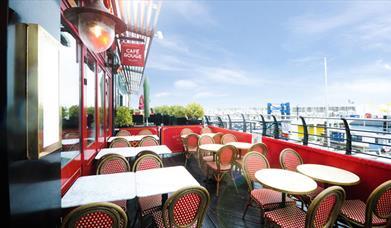 Cafe Rouge Brighton Marina