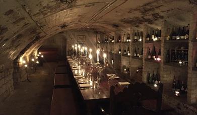 Cellars at the Old Ship