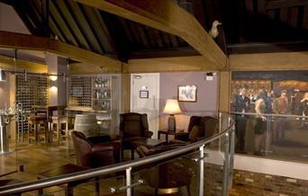 Hotel du Vin lounge bar