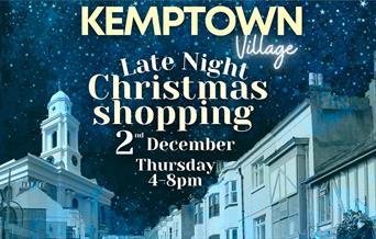 Kemptown Village Christmas - Visit Brighton
