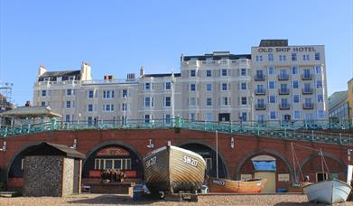 The Old Ship Hotel exterior