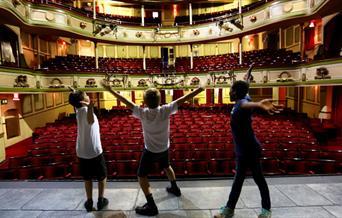 Creative Learning at Theatre Royal Brighton